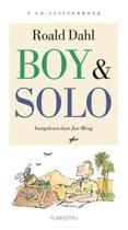 Roald Dahl - Boy [ 1916 - 1937] & Solo (1938- 1941) (luisterboek)