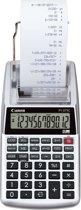 Canon P1-DTSC II EMEA HWB calculator Desktop Rekenmachine met printer Grijs