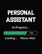 Personal Assistant in Progress Loading Please Wait