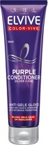 L'Oréal Paris Elvive Color Vive Purple Conditioner - 150 ml