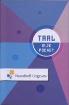 In je pocket Taal