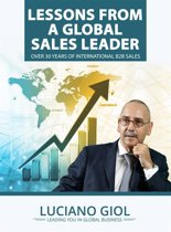 Lessons from a global sales leader over 30 year of international B2B sales