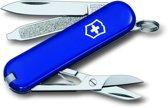Victorinox Classic SD Zakmes 7 Functies - Blauw