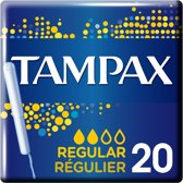 Tampax CEF - Regular - 20 stuks - Tampons