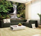 Fotobehang, Deurposter, Zaragoza Waterval, Natuur, 90 x 200 cm. Art. 97501