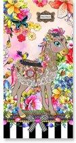 Melli Mello Miloui - Strandlaken - 75x150 cm - 100% katoen - Multi kleur
