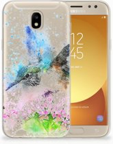 Samsung Galaxy J5 2017 TPU Hoesje Design Vogel