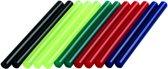 Dremel GG05 Lijmsticks - kleursticks - � 7 mm - 12 stuks