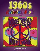 1960s Coloring Book