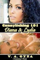 Cunnylicking 101: Lydia & Diana