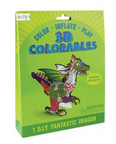 Ooly - 3D Colorable draak
