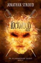 Lockwood en Co 4 - De vlammende geest
