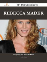 Rebecca Mader 47 Success Facts - Everything you need to know about Rebecca Mader