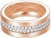 Espr rose ring pure pave