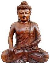 Boeddha beeld zittend 0039B