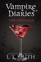 Omslag van 'The Vampire Diaries: The Struggle'