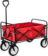 TecTake bolderkar - bolderwagen transportkar - opvouwbaar - 400906