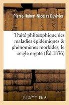 Trait� Philosophique Des Maladies �pid�miques
