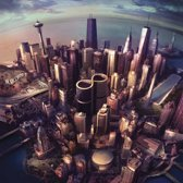 CD cover van Sonic Highways van Foo Fighters