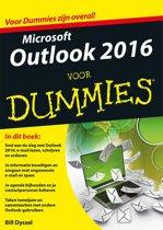 Voor Dummies - Microsoft Outlook 2016 voor Dummies