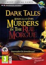 Diamond Dark Tales: Edgar Allan Poe's Murders in the Rue Morgue