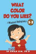 What Color Do You Like? Musical Dialogues