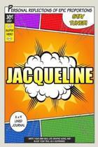 Superhero Jacqueline