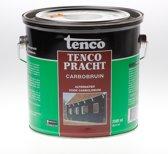 Tenco Tencopracht Carbobruin - 2,5 liter - Bruin