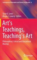 Art's Teachings, Teaching's Art