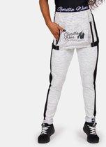 Gorilla Wear Dolores Dungarees - Grijs/Zwart - L