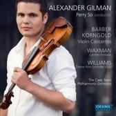 Gilman: Violin Concertos