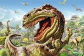 Schmidt puzzel T-Rex 200 stukjes