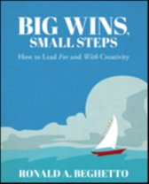 Big Wins, Small Steps