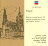 Litanies, Kv 195 & 243