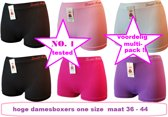 sportondergoed dames Sweet Angel 6pack