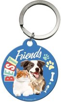 Best Friends Sleutelhanger.