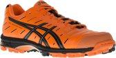 Asics Gel-Hockey Neo 3 Hockeyschoenen - Maat 43.5 - Mannen - oranje/zwart