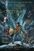 Percy Jackson en de Olympiërs 3 - De vloek van de Titaan graphic novel