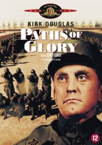 DVD cover van Paths Of Glory