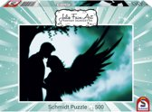 Schmidt puzzel Angel love 500 stukjes