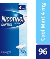 Nicotinell Kauwgom Coolmint 4 mg - 96 Stuks