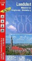 Landshut 1 : 100 000