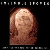 Works By Kurtag, Penderecki, Schnittke, Weinberg