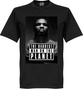 Mike Tyson Baddest Man T-Shirt - M