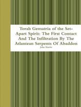 Torah Gematria of the Set-Apart Spirit