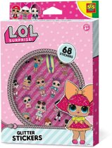 SES L.O.L. Surprise! Glitter stickers