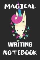 Magical Writing Notebook