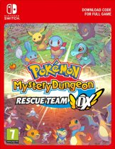Afbeelding van Pokemon Mystery Dungeon: Rescue Team DX - Nintendo Switch download