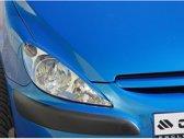 Carcept Koplampspoilers Peugeot 307 'Small'