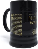 Game of Thrones Zwarte Bierpull The Night Watchmen